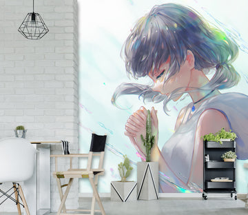 3D Weathering With You 40 Anime Wall Murals