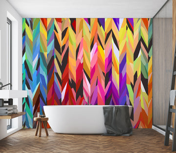 3D Burst Of Color 1398 Shandra Smith Wall Mural Wall Murals