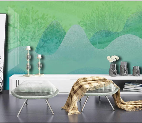 3D Abstract Art WC01 Wall Murals Wallpaper AJ Wallpaper 2
