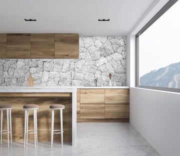 3D Grey Marble Pattern 1420 Wall Murals
