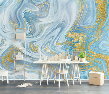 3D Abstract Art WG019 Wall Murals