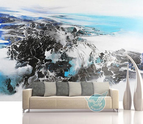 3D Abstract Painting 210 Wall Murals Wallpaper AJ Wallpaper 2