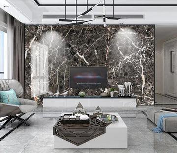 3D Marble Pattern WC48 Wall Murals