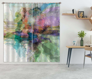 3D Color Splash 232 Michael Tienhaara Curtain Curtains Drapes