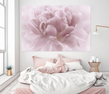 3D Pink Flowers 126 Studio MetaFlorica Wall Sticker
