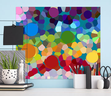3D Colored Dreamland 71100 Shandra Smith Wall Sticker