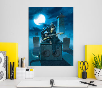 3D Tribute 086 Vincent Hie Wall Sticker