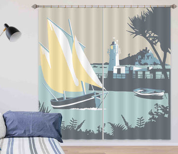 3D Newlyn 125 Steve Read Curtain Curtains Drapes