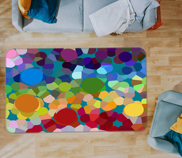 3D Color Dreamland 71004 Shandra Smith Rug Non Slip Rug Mat
