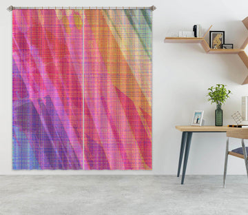3D Abstract Rainbow 71034 Shandra Smith Curtain Curtains Drapes
