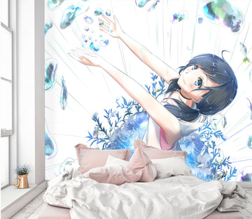 3D Weathering With You 12 Anime Wall Murals