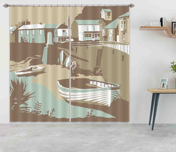 3D Mousehole 122 Steve Read Curtain Curtains Drapes