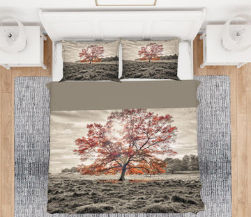 3D Prairie Tree 1063 Assaf Frank Bedding Bed Pillowcases Quilt