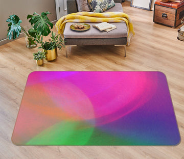 3D Colored 71006 Shandra Smith Rug Non Slip Rug Mat