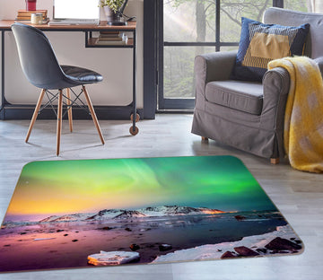 3D Colorful Light 1143 Marco Carmassi Rug Non Slip Rug Mat