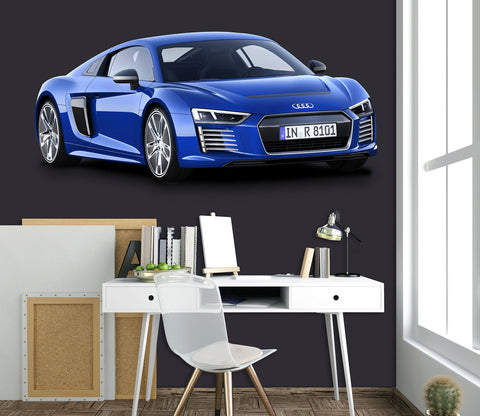 3D Audi E-tron 0117 Vehicles Wallpaper AJ Wallpaper
