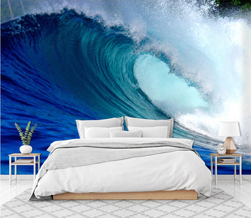 Charming Waves Wallpaper AJ Wallpaper