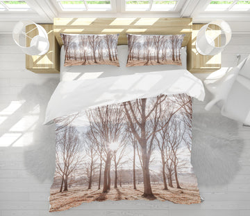 3D Shadow Tree 1091 Assaf Frank Bedding Bed Pillowcases Quilt