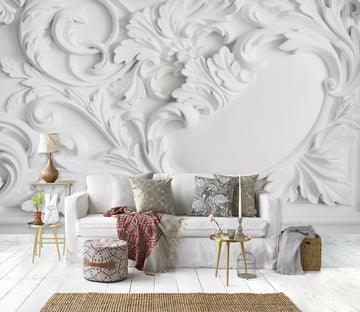 3D Stone Carving 1465 Wall Murals