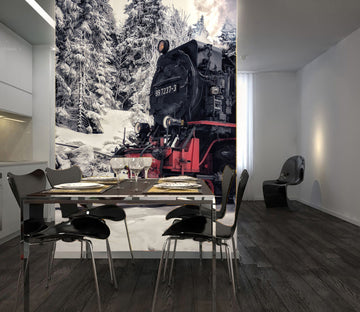 3D Power Train 421 Vehicle Wall Murals