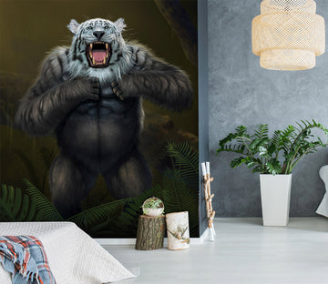 3D Tigerilla 1560 Wall Murals Exclusive Designer Vincent
