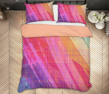 3D Abstract Rainbow 70162 Shandra Smith Bedding Bed Pillowcases Quilt