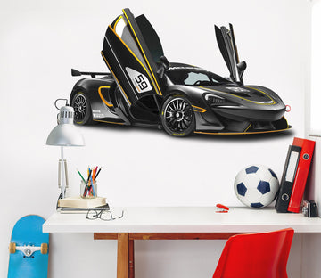 3D Mclaren 205 Vehicles
