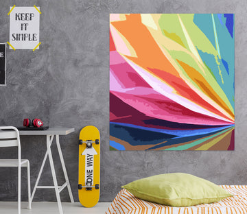 3D Colored 71127 Shandra Smith Wall Sticker