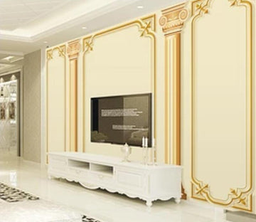 3D Marble Pattern WC77 Wall Murals