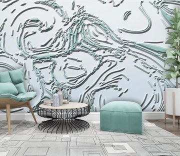 3D Abstract Art WC50 Wall Murals Wallpaper AJ Wallpaper 2