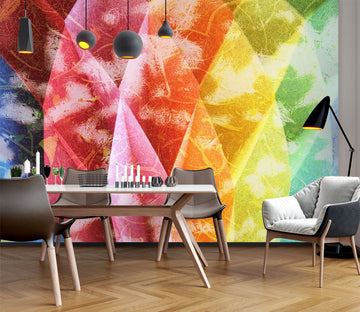 3D Color Cone 71084 Shandra Smith Wall Mural Wall Murals