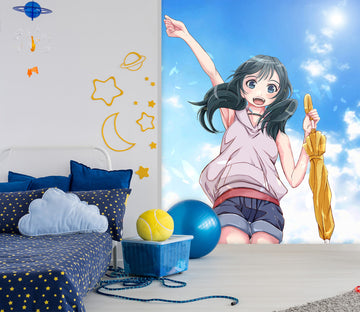 3D Weathering With You 48 Anime Wall Murals