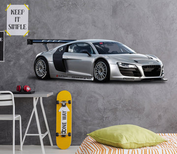 3D Audi R8 0118 Vehicles Wallpaper AJ Wallpaper