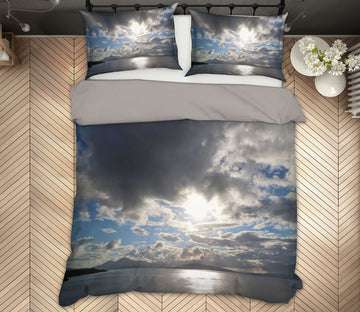 3D Sunburst Skye 1026 Jerry LoFaro bedding Bed Pillowcases Quilt