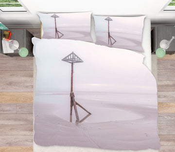 3D Swamp Water 1096 Assaf Frank Bedding Bed Pillowcases Quilt