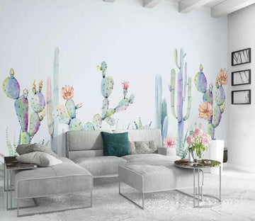 3D Cactus Group 144 Wall Murals