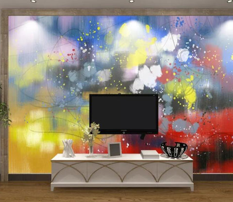 3D Color Inkjet WC79 Wall Murals