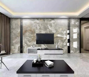 3D Marble Pattern WC05 Wall Murals