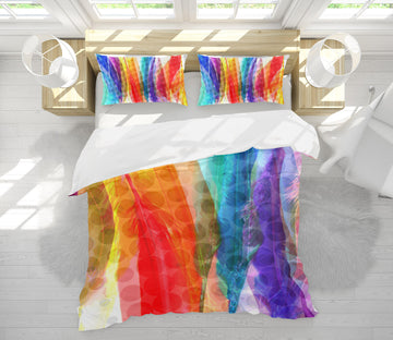 3D Dazzling Color 2005 Shandra Smith Bedding Bed Pillowcases Quilt