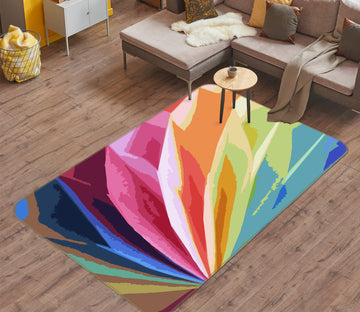 3D Colored 71031 Shandra Smith Rug Non Slip Rug Mat