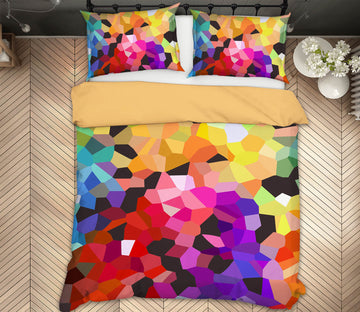 3D Dazzling Color 2002 Shandra Smith Bedding Bed Pillowcases Quilt