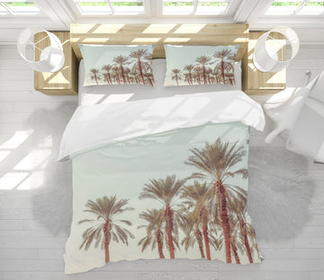3D Palm Trees 1078 Assaf Frank Bedding Bed Pillowcases Quilt
