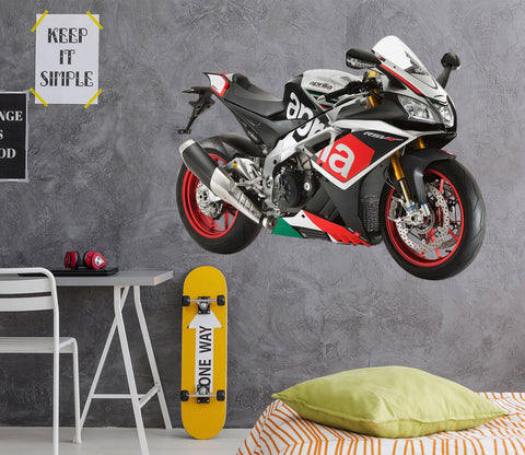 3D Aprilia 104 Vehicles Wallpaper AJ Wallpaper