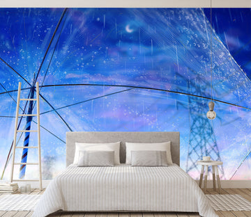 3D Weathering With You 37 Anime Wall Murals