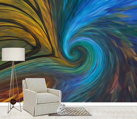 3D Abstract Pattern 818 Wall Murals Wallpaper AJ Wallpaper 2