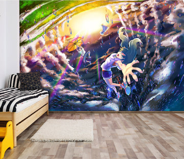 3D Weathering With You 29 Anime Wall Murals