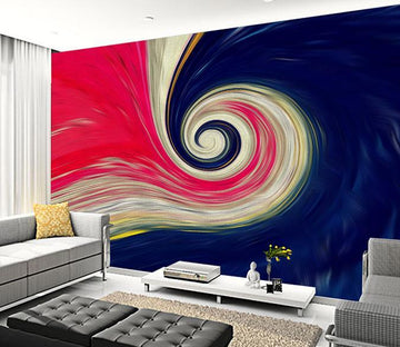 3D Abstract Circle 871 Wall Murals Wallpaper AJ Wallpaper 2