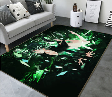 3D One Punch Man 7871 Anime Non Slip Rug Mat