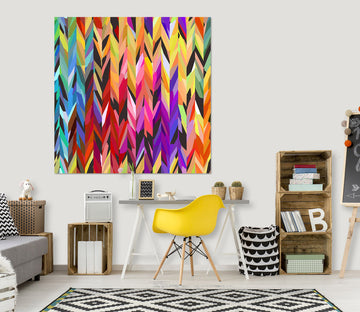 3D Color Origami 002 Shandra Smith Wall Sticker