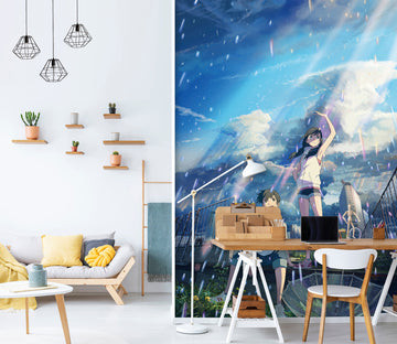 3D Weathering With You 45 Anime Wall Murals